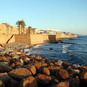 Alghero: The bastions